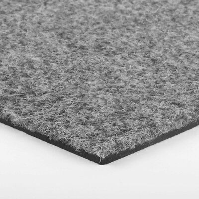 Commercial Carpet Tile   Grey   Retail - Office Flooring   Heavy Use   £10.80/m²