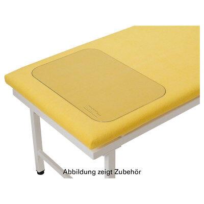 Liegen-Hygieneauflage Fußablage für Therapieliegen Massageliegen Größe: 60x40 cm