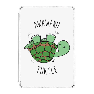 Awkward Turtle Case Cover For Kindle Paperwhite   Funny