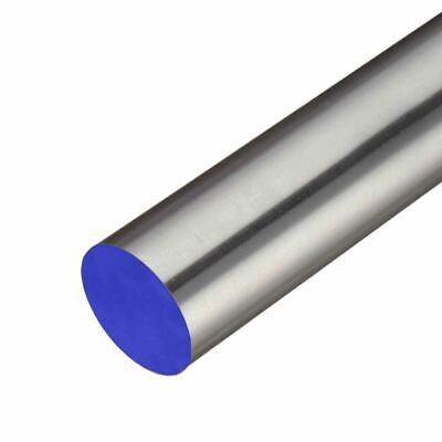 304 Tgp Stainless Steel Round Rod 0.669 17mm X 12 Inches