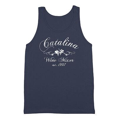 Catalina Wine Mixer (The Catalina Wine Mixer Step Brothers  Funny  Humor  Party Navy Tank Top)