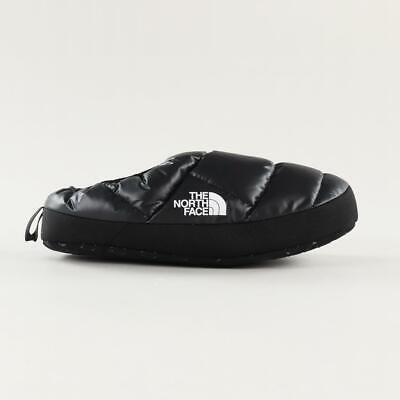 The North Face Men's Nuptse Tent Mules III Insulated Slippers Black