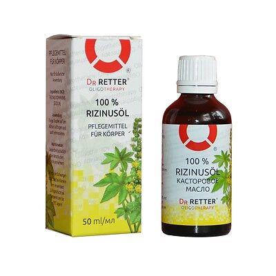 Körperpflege-gesicht (Rizinusöl 50 ml kaltgepresst Körperpflege Gesichtspflege Öl Касторовое масло )