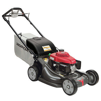 Honda 21'' 4-in-1 Self Propelled Select Drive Lawn Mower Lawnmower - HRX217VKA