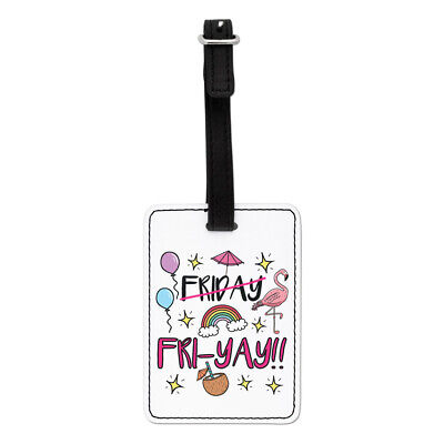 Keep Calm It`s Friday Bag Black Stofftasche Weekend Wochenende Party Freitag