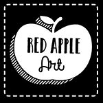 Red Apple Art