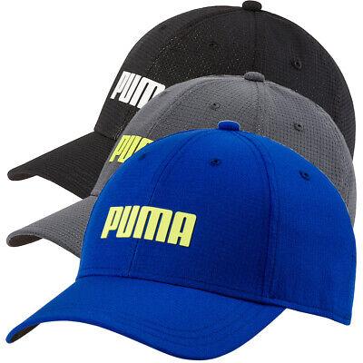 Puma Breezer Fitted Golf Hat,  Brand New