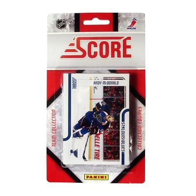 Nhl St  Louis Blues 2011 12 Score Nhl Panini Team Collection Card Set
