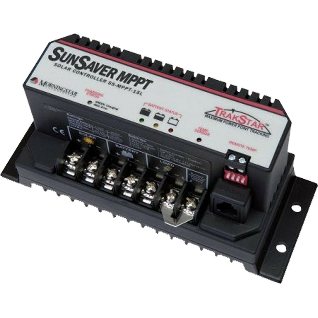 Morningstar Sunsaver Mppt Charge Controller Ss Mppt 15l