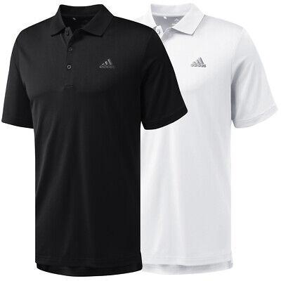Adidas Golf Men's Performance Solid Polo Shirt,  Brand New