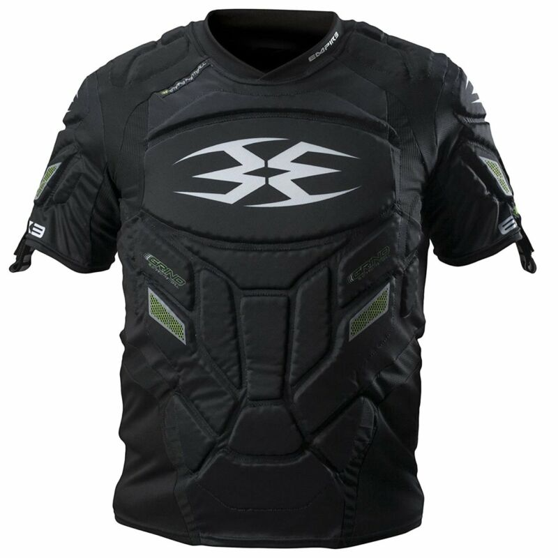THT EMPIRE GRIND PRO Chest Protector Padded Paintball Vest - Large / X-Large