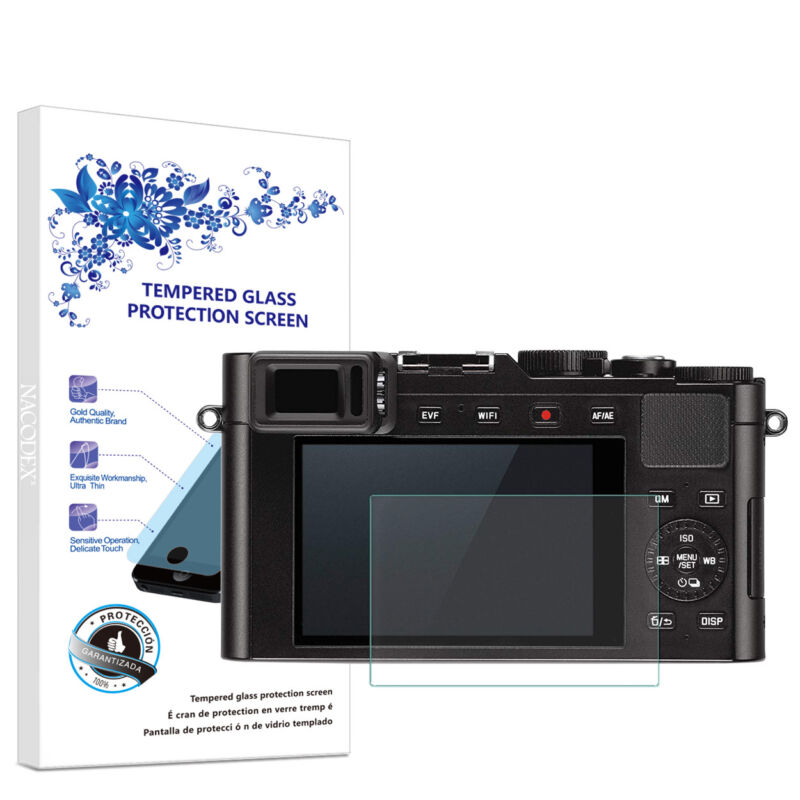 For Leica D-Lux Tempered Glass Screen Protector