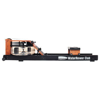 WaterRower Rudergerät Club-Sport inkl. S4 Monitor Rudermaschine Heimtrainer ()
