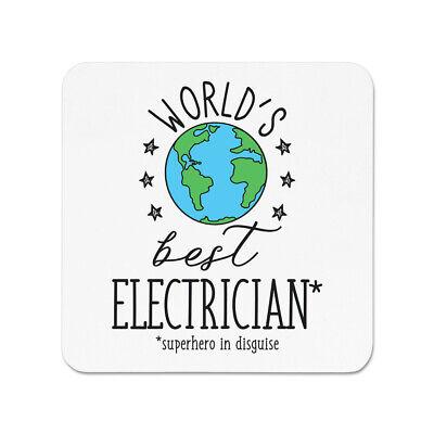 World's Mejor Electricista Imán Nevera Chiste Divertido Favourite Eléctrico