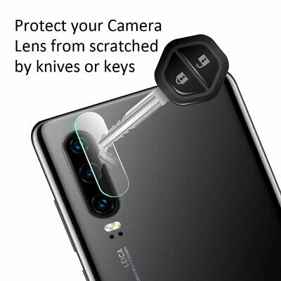 Back Camera Lens Tempered Glass Film Protector For Huawei P30 Pro / P30 Lite Cell Phone Accessories