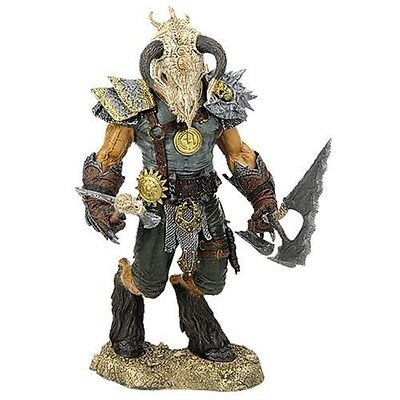 McFarlane Fantasy Tyr Dragon Rider Blade Hunters Action Figure