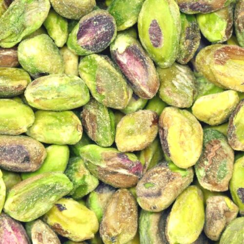 California Raw Pistachios Shelled Unsalted Premium Kernels #1 size 21/25