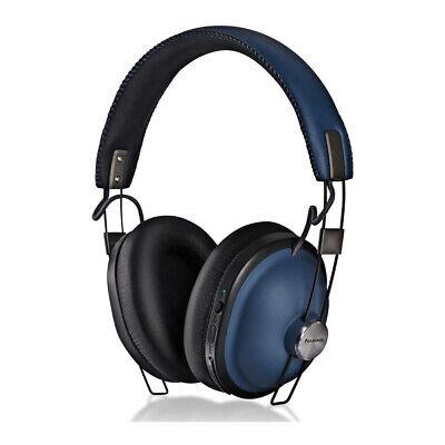 Panasonic RP-HTX90N Noise Canceling Bluetooth Wireless Headphone (Navy Blue)