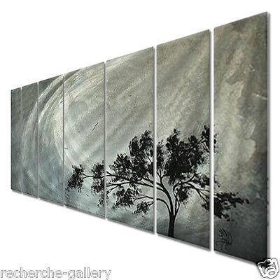 Metal Wall Art Megan Duncanson Solitude Contemporary