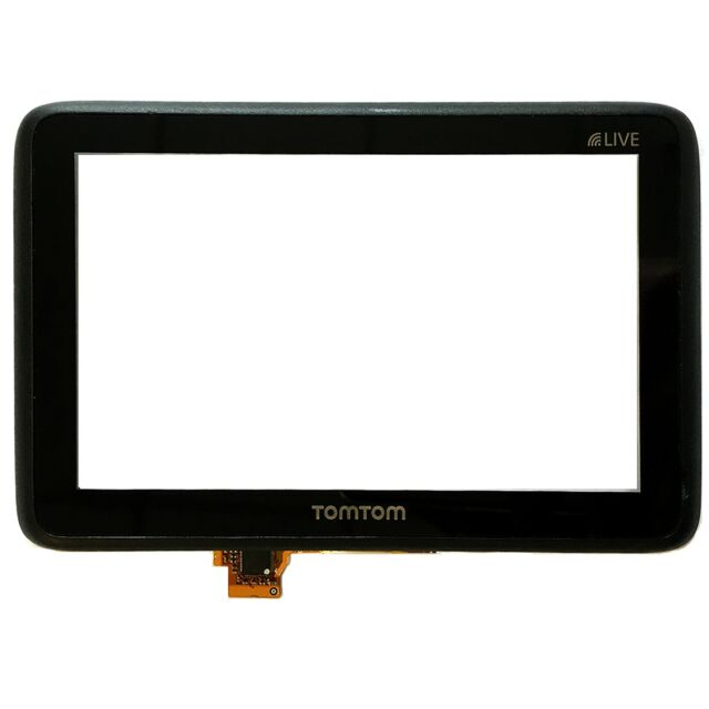 4.3'' Touch Screen Digitizer Lens For TomTom Go Live 1000 New