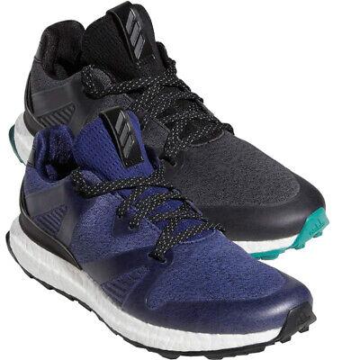 Adidas Men's Crossknit 3.0 Spikeless Golf Shoes,  Brand New Mens Spikeless Golf Shoes