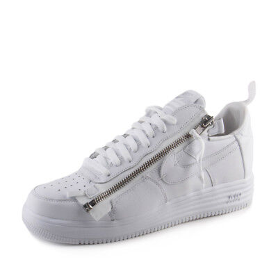Nike Mens Lunar Force 1 Acronym 17 White Aj6247 100 Af100