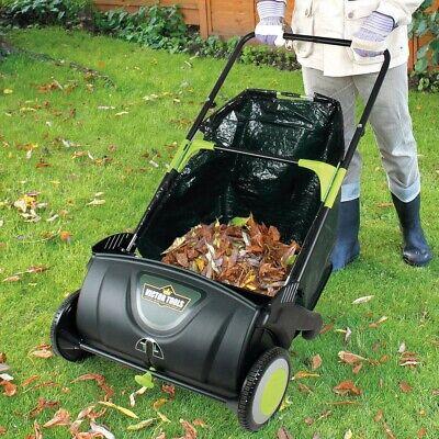 Coopers of Stortford Lawn Leaf Sweeper