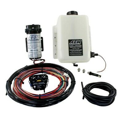 AEM V2 WATER METHANOL INJECTION KIT FOR IDC/MAF/MAP N/A TBO S/C 30-3350 AUDI/VW