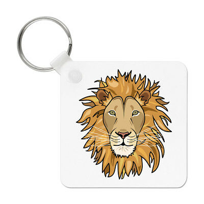 y Chain - Funny Animal (Lion Keychain)