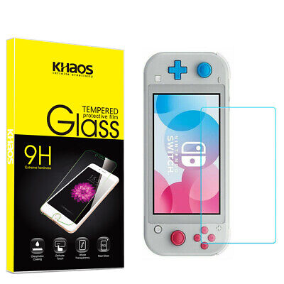 Khaos For Nintendo Switch Lite Tempered Glass Screen Protector