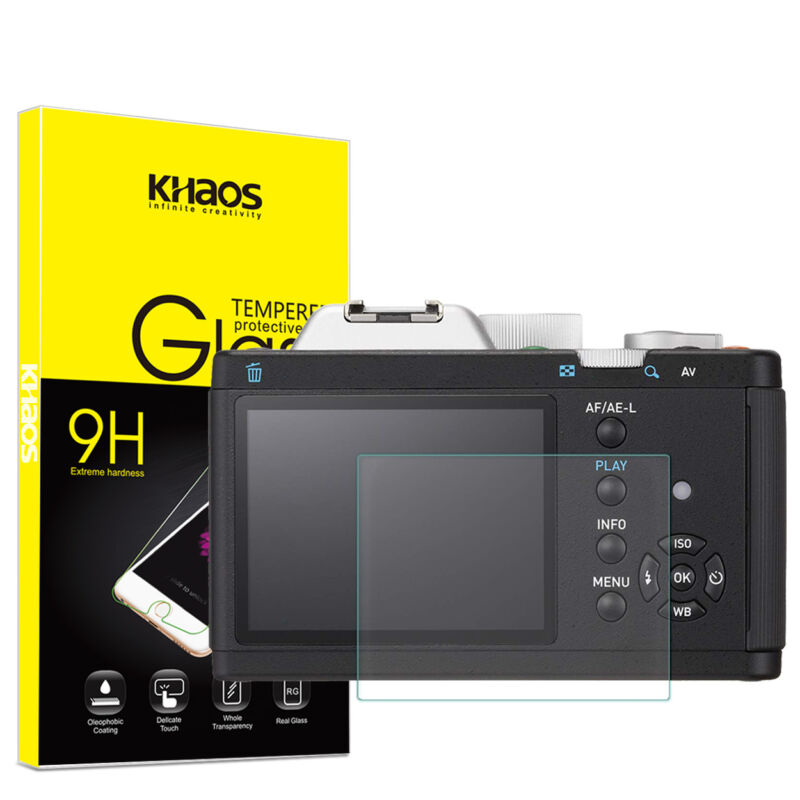 Khaos For PENTAX K-01 Tempered Glass Screen Protector