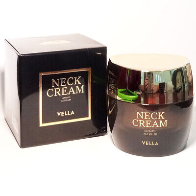 Vella Ultimate Age Killer Neck Cream Wrinkle Lifting Moisturizer K-Beauty 50ml