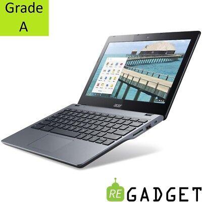 Intel Dual Core Laptop (Acer CHROMEBOOK LAPTOP Intel Dual Core 1.40GHz WiFi Webcam Chrome OS)