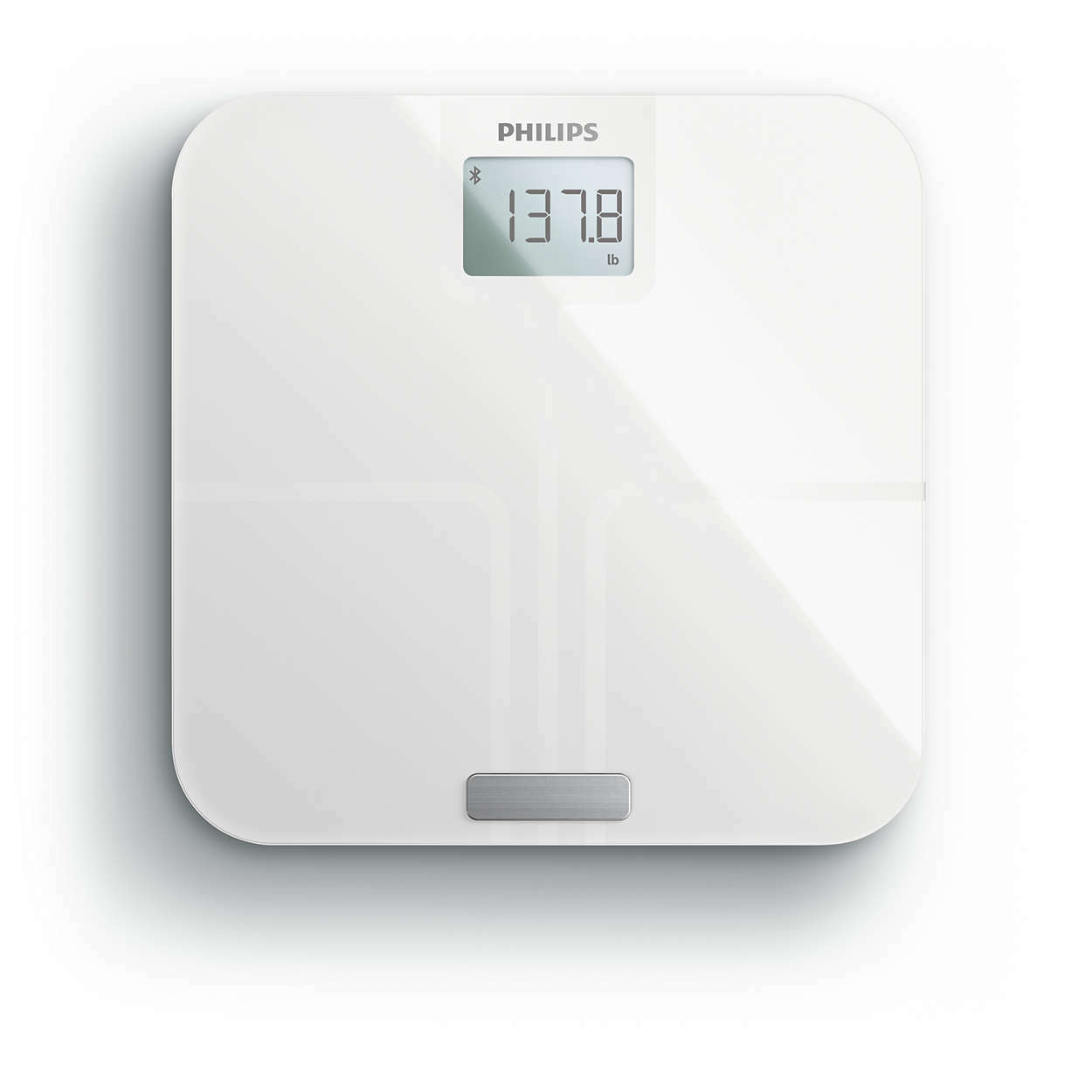 connected body analysis weight scale