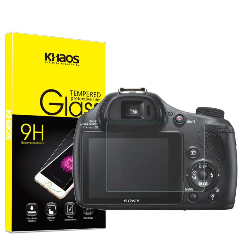 Khaos For SONY HX400 HX400V HX350 HX300  Tempered Glass Screen Protector
