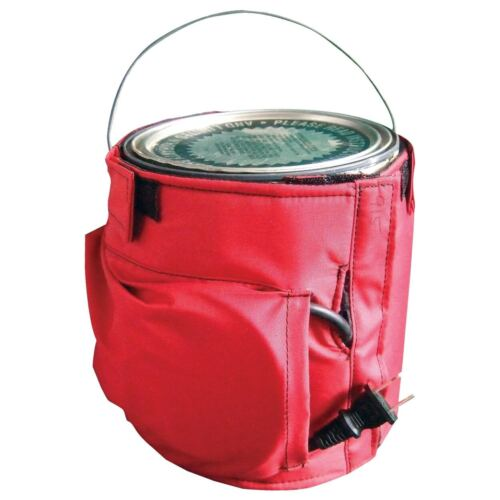 1 Gallon Can Warming Wrap Pail Warmer Max Temp 105⁰F