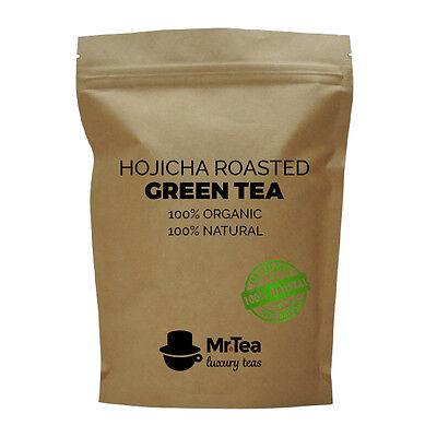 Hojicha Roasted Green Tea - Luxury Loose Leaf Weightloss Tea - 40g - 60g ()