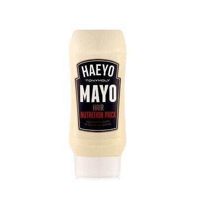New Tonymoly Haeyo Mayo Hair Moisturizing Soft Nutrition Pack - 250ml