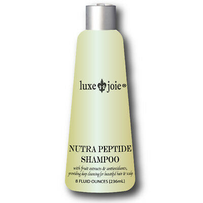 Nutra Peptide Shampoo Fruit Extracts Antioxidants Deep Cleaning Healthy Hair  ()