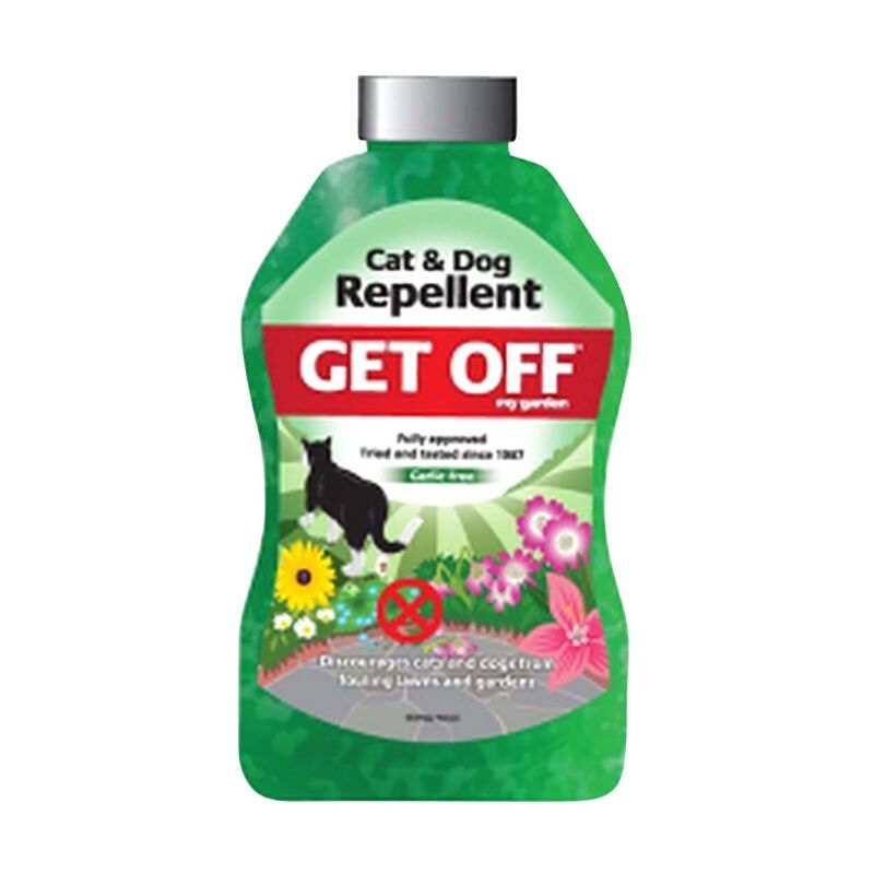 Blumen Get Off My Garden Cat And Dog Repellent Crystals (BT153)