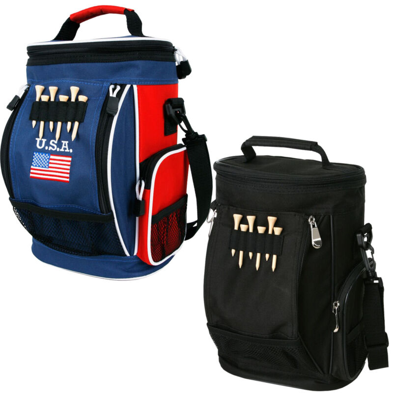 Intech Golf Cooler Bag and Accessory Caddy NEW