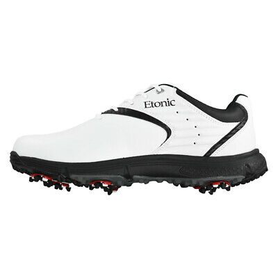 Etonic Men's Stabilite 6-Spike Waterproof Golf Shoe,  Brand New