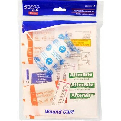 Adventure Medical Bandages - Adventure Medical Kit AMK Wound Care First Aid Kit Cleaning Bandages Sterile Dre