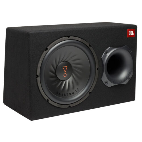 "JBL BassPro 12"" 450W Car Powered Subwoofer System *SUBBP12"