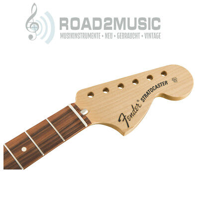 Fender Classic 70s Stratocaster Neck Hals Strat Mexico U Shape 0997003921