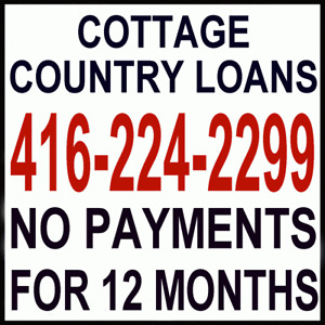Borrow $25k - $450k  Loans - No Pay'ts For 12 Months