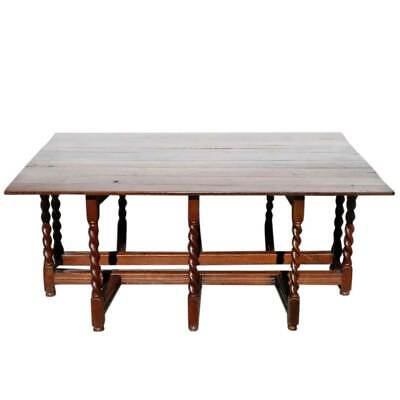 Pre 1800 Dining Table Vatican