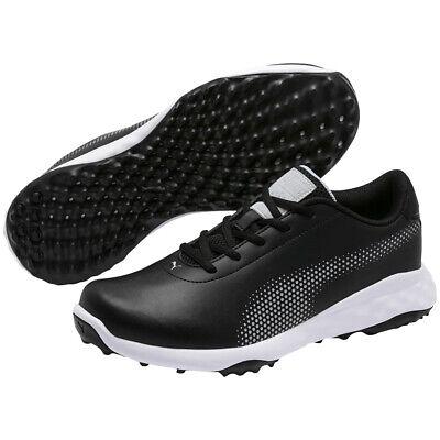 Puma Golf Men's Grip Fusion Tech Spikeless Waterproof Golf Shoes,  Brand New