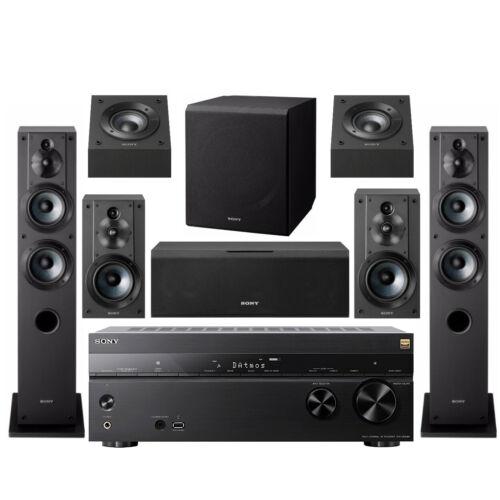 Sony 7.2 Dolby Atmos Wi-Fi 4K Network AV Surround Home Theat