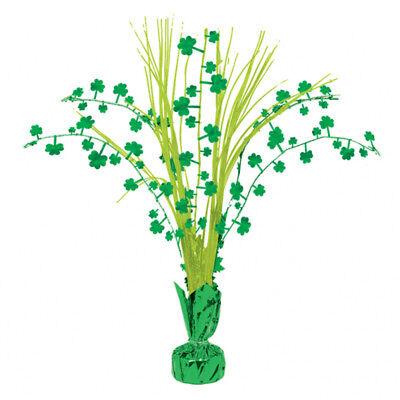 3 x St Patricks Day Green Shamrocks Spray Party Table Centrepiece Decorations](St Patricks Day Centerpieces)